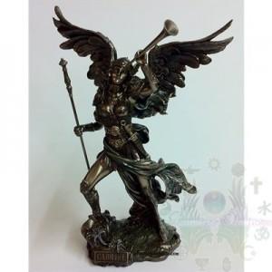 """Archange GABRIEL 14"""" bronze"""