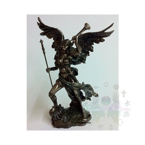 """Archange GABRIEL 14"""""""" bronze"""