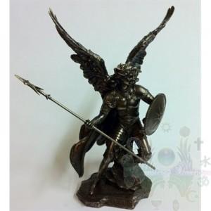 "Archange RAPHAEL 13"""" bronze"