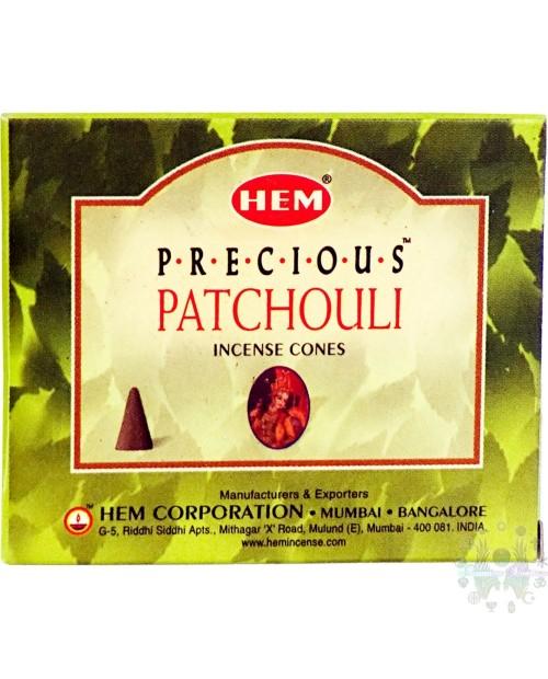 Encens Cones Patchouli