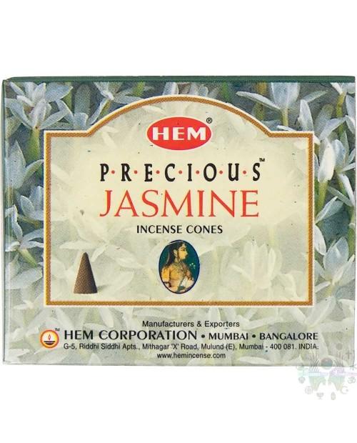 Encens cones jasmin