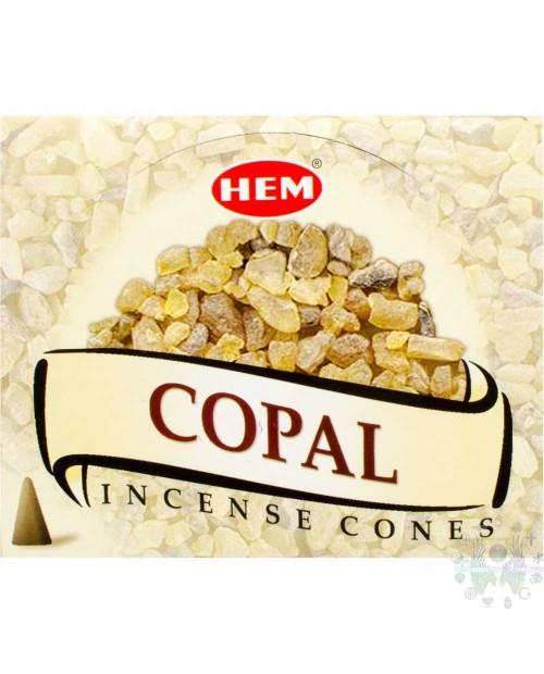 Encens Cones  Copal