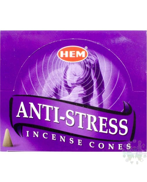 Encens cones   anti-stress