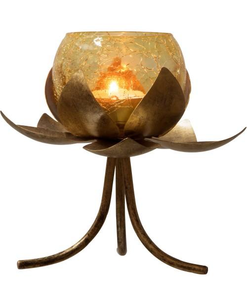 """porte lumière permanent Lotus SUPPORT-OR 6""""HX5.5""""DI"""
