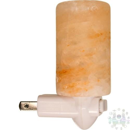 """Lampe de sel Poli veilleuse électrique - 3,5"""""""