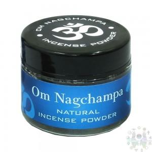 OM ENCENS EN POUDRE - Om Nag Champa