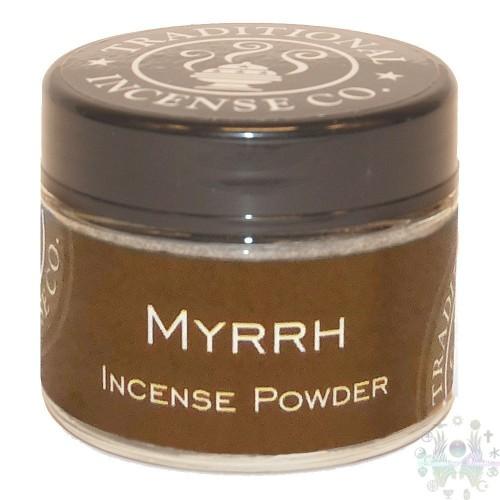 OM ENCENS EN POUDRE - Myrrhe