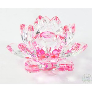 CRYSTAL PINK LOTUS 3x2