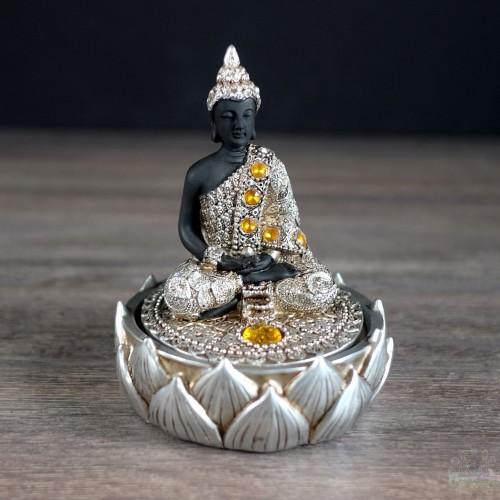 MEDITATION BUDDAH TRINKET BOX 4x5