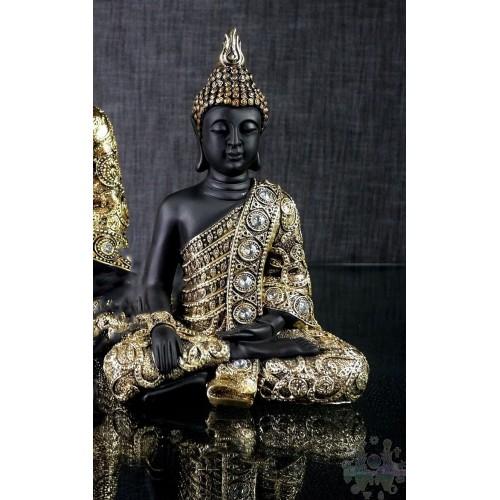 SITTING BUDDAH 10x6x14