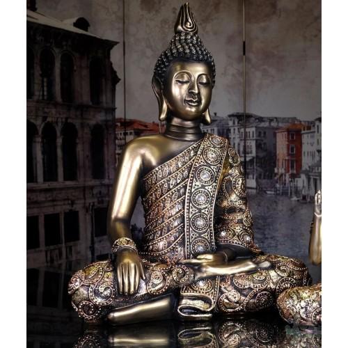 BUDDHA STATUE 9x6x14