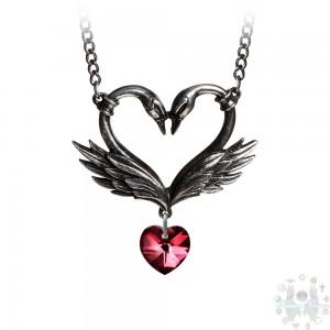 Collier the black swan romance