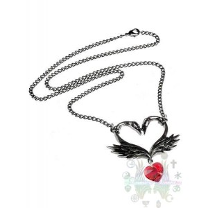 Collier The Black Swan Romance