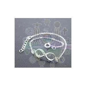 Bracelet Infinity 8 x 26 mm