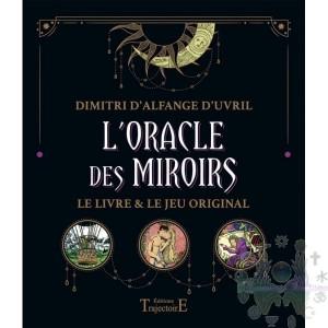 Coffret oracle  des miroirs le livre + le jeu original